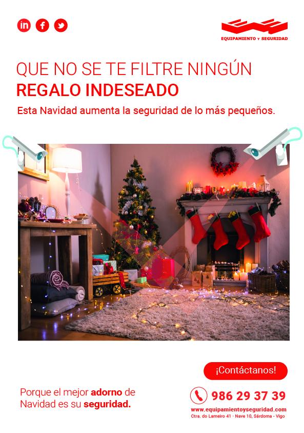 Seguridad en Navidad