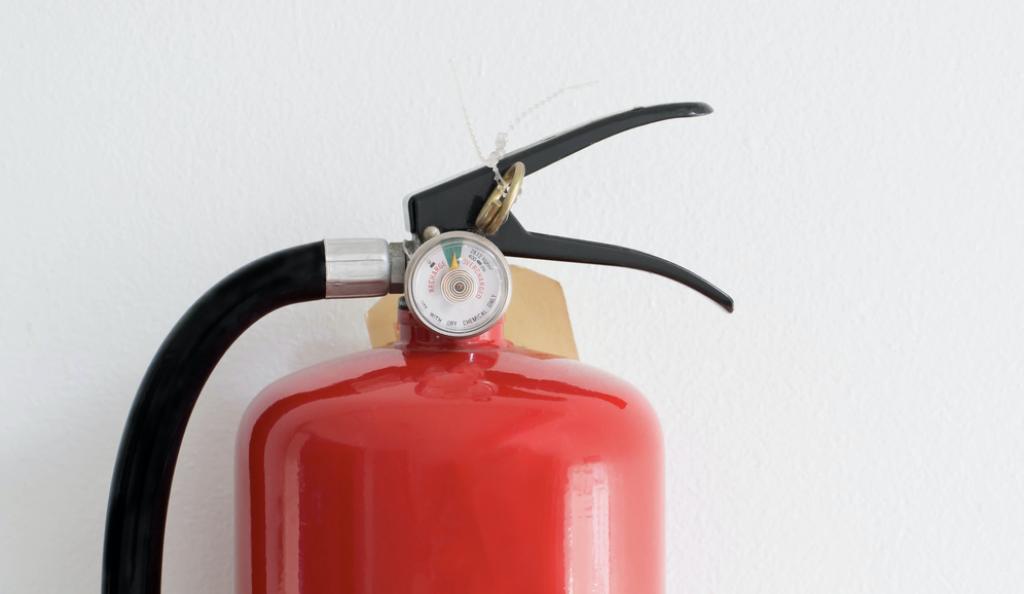 medidas antincendios en el lugar de trabajo