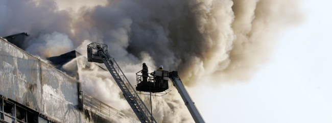 medidas contra incendios para niños