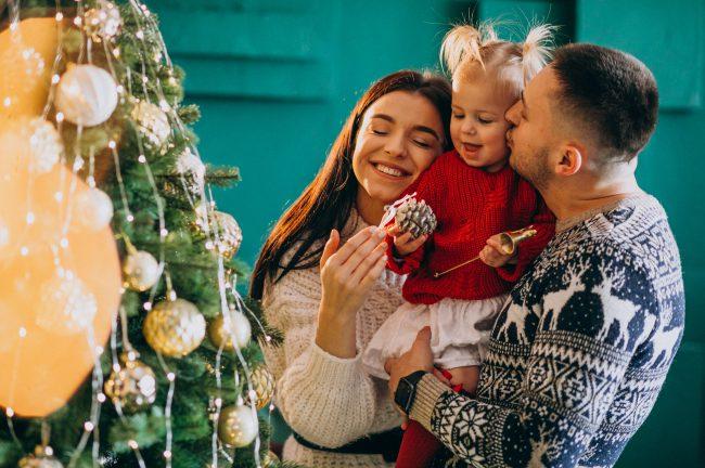 Seguridad Infantil en Navidad