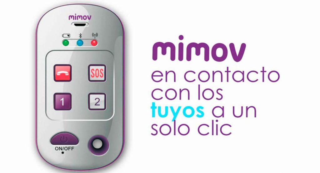 mimov - Sistema de telasistencia familiar