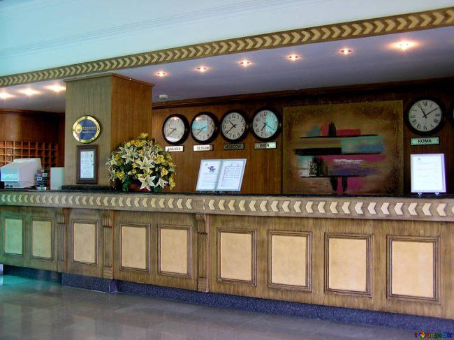Consejos hotel seguridad huéspedes y empleados